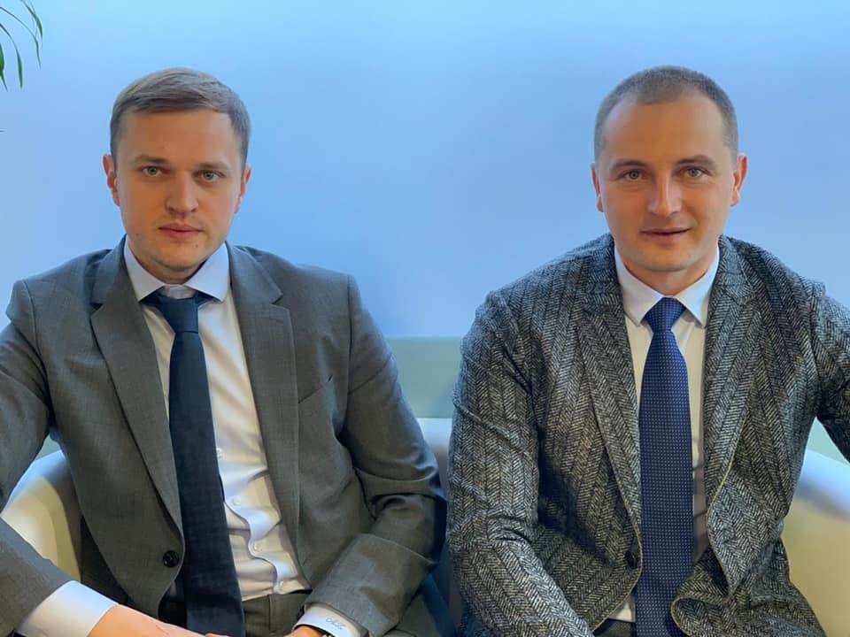 Андрій Жупанин поділився враженнями після першого дня у Давосі.