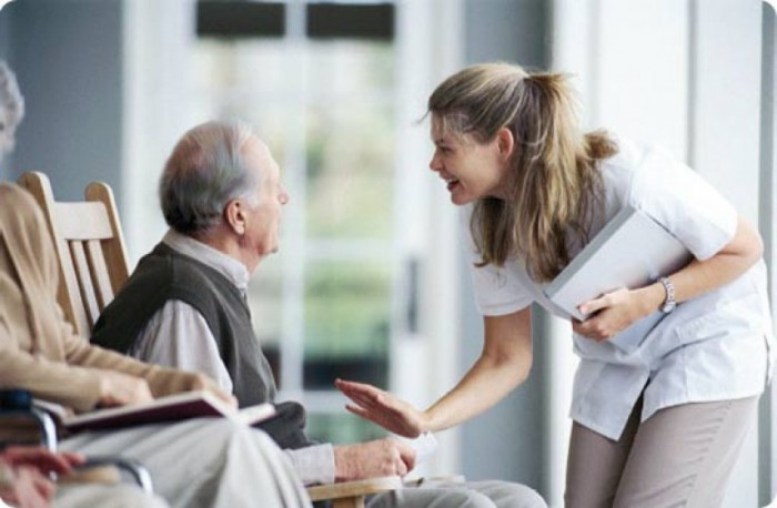 цена в доме престарелых