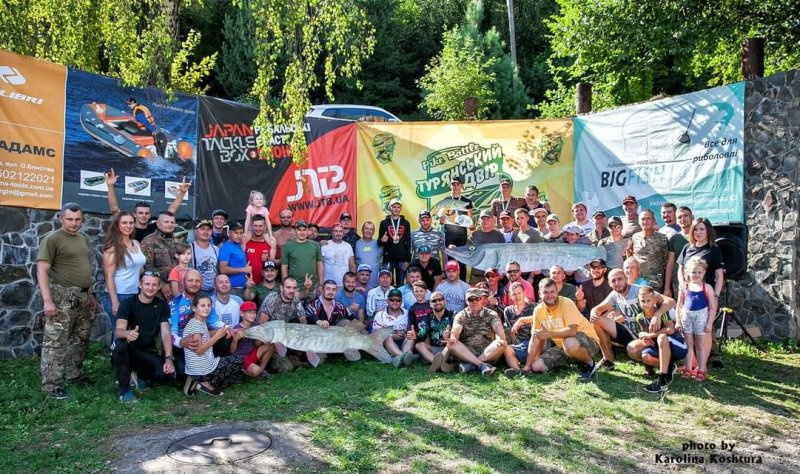 5 вересня у приватній садибі «Турянський двір», що в с. Тур'я Поляна Перечинського району, відбувся третій етап «Pike Battle Турянського двору 2020».