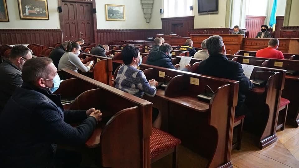 В Мукачеві провели  позачергове засідання  комісії ТЕБ та НС.