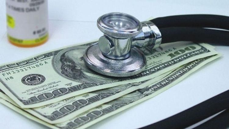 Половина української медицини може залишитися без грошей в наступному році, - Страна