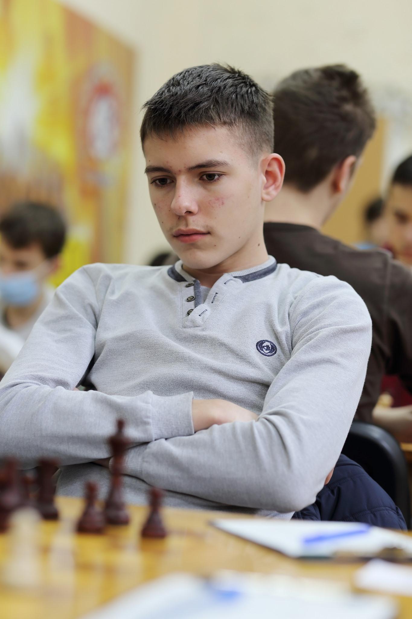 На чемпіонаті України з шахів до 14 років, який триває у Херсоні, визначились переможці з швидких шахів.