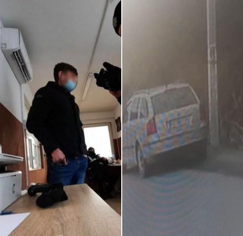 """Сьогодні зранку патрульні на посту """"Нижні Ворота"""" отримали орієнтування від Сколівського відділу поліції на авто Skoda."""
