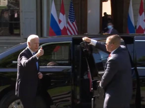 У Женеві завершився саміт президентів США Джо Байдена і Росії Володимира Путіна, який тривав близько чотирьох годин.