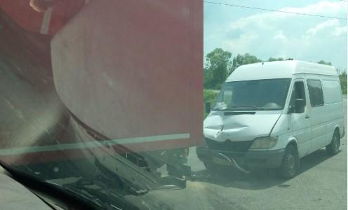 Дорожньо-транспортна пригода трапилася поблизу смт. Кольчино.