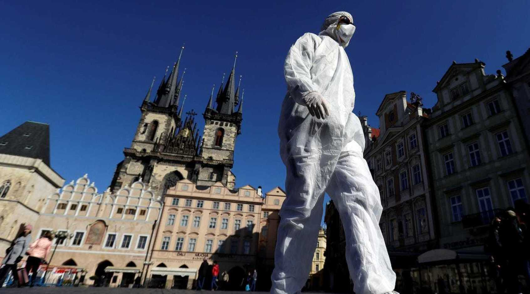 З початку березня в Чехії прийняті найсуворіші протиепідемічні заходи за весь рік епідемії Сovid-19.