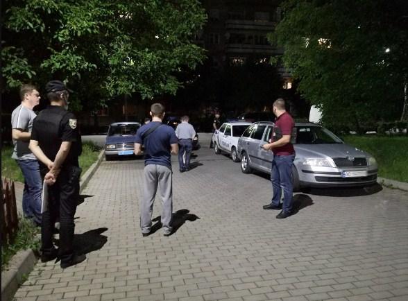 Напередодні ввечері у Мукачеві було чутно постріли. Стріляли в мікрорайоні Підгоряно.