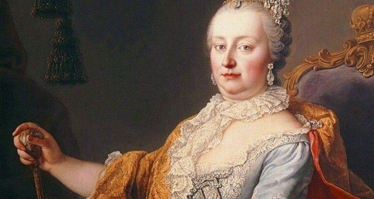 В музеї Ужгорода оживили надзвичайно відомий портрет Андреаса М'оллера 1727 року.