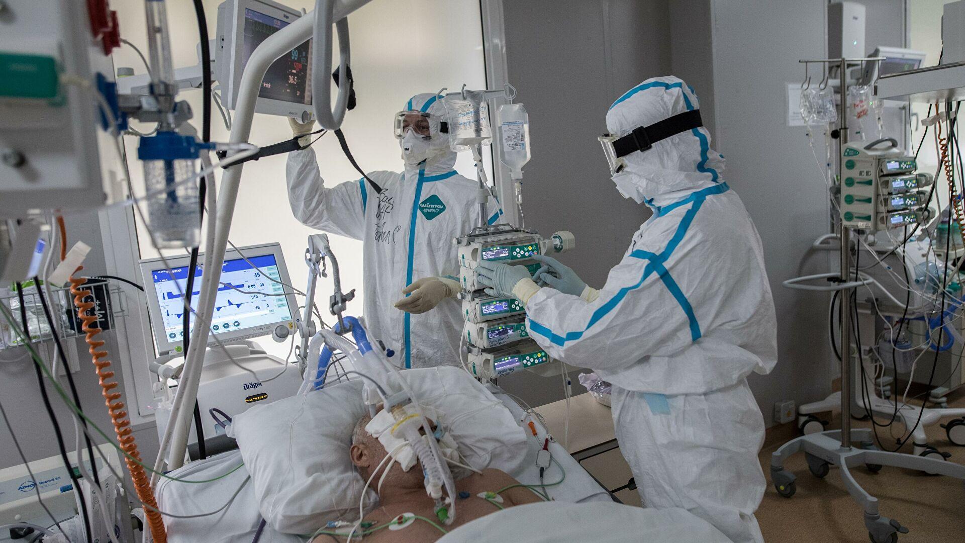 Загалом по Україні коронавірусом захворіли 18 881 людей.