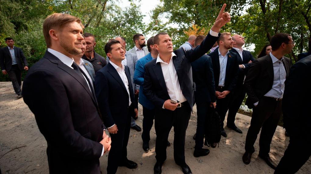 У політичних колах Володимира Зеленського часто називають