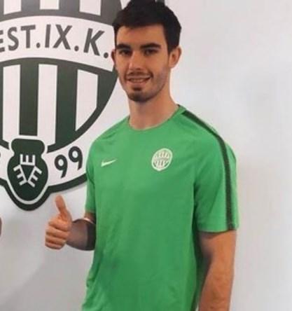 24-річний закарпатець виступав за збірні України U-16 - U-20.
