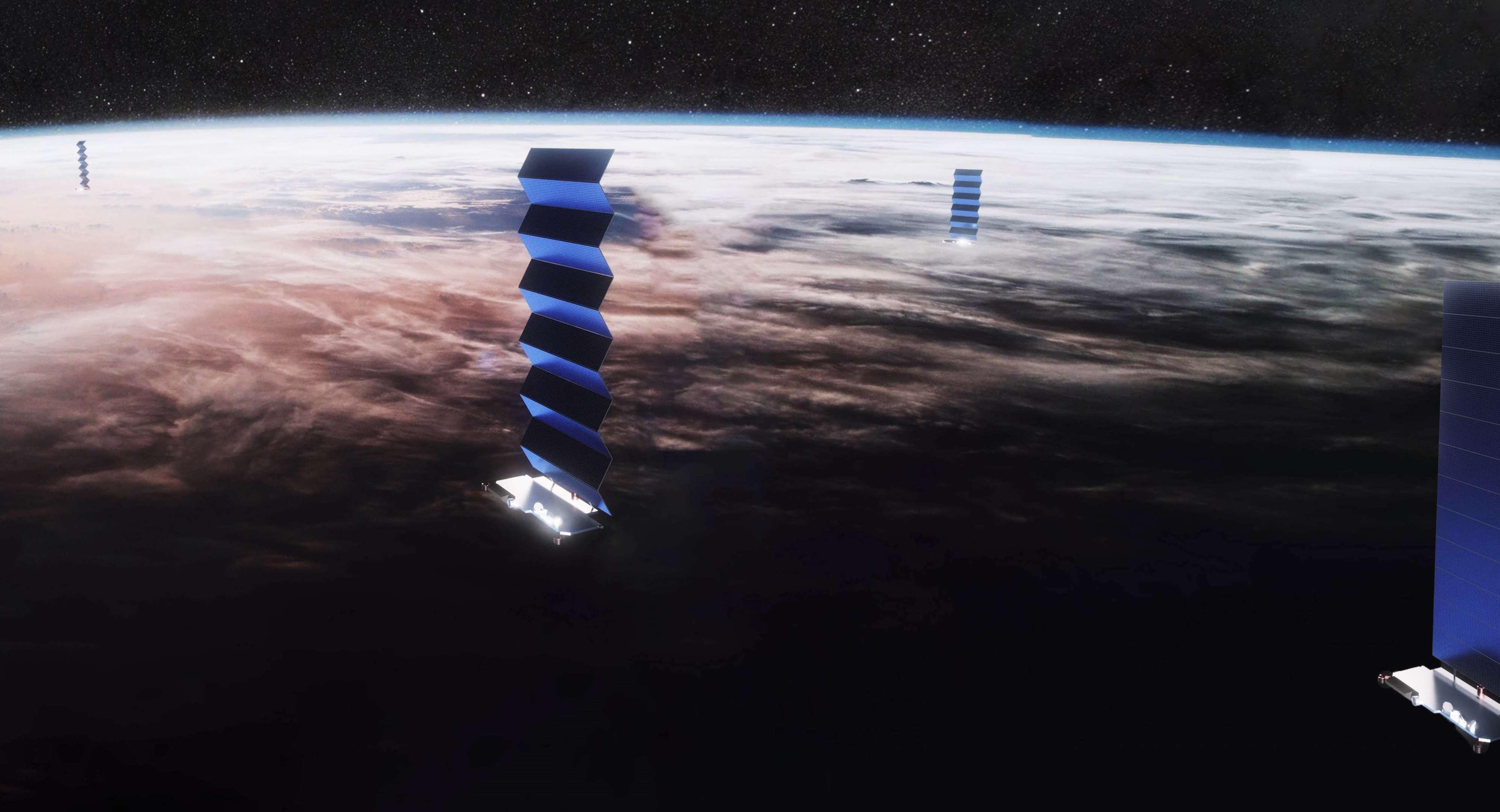 Тепер в складі цієї системи зв'язку в навколоземному просторі знаходяться 538 космічних апаратів.