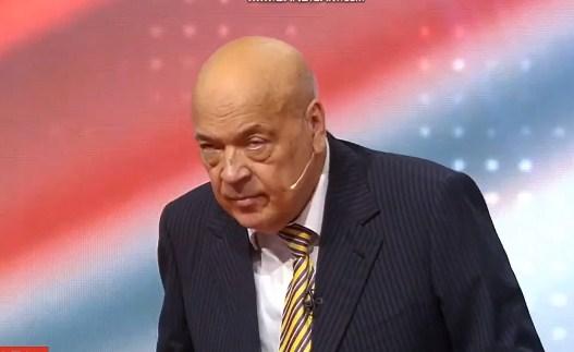 27 травня ексочільнику Закарпатської ОДА Геннадію Москалю стало погано в ефірі телеканалу NewsOne, передачу перервали.