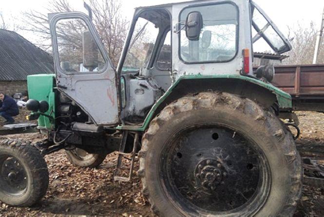 Аварія сталася вчора в селі Велика Копаня на Виноградівщині.