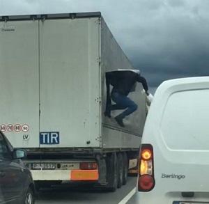 Словацька поліція затримала трьох чоловіків.