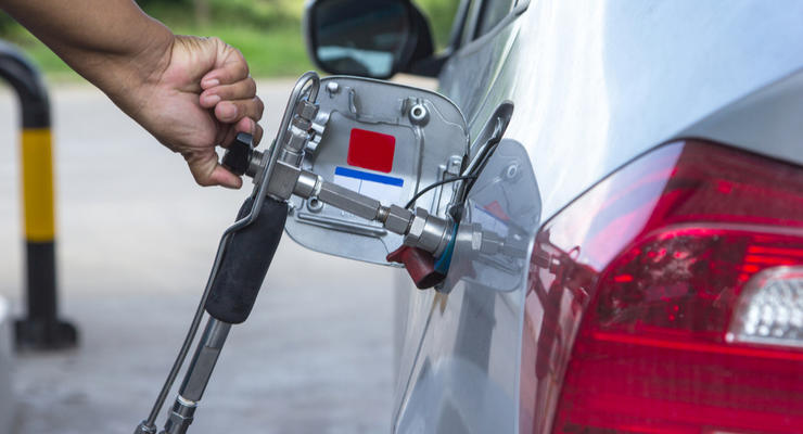 Скраплений газ майже побив рекорд 2018 року, коли за літр газу правили 16,03 грн.