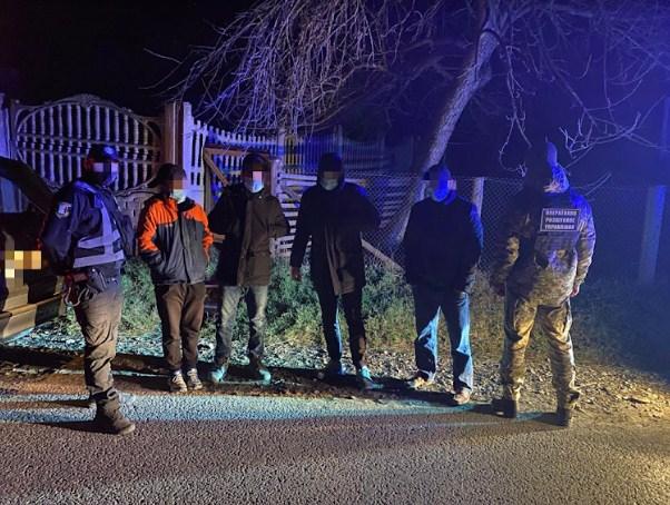 Про це повідомила Прес-служба Мукачівського прикордонного загону.