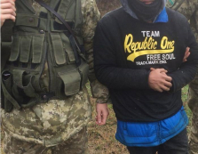Прикордонники Закарпаття затримали громадянина Йємену без документів