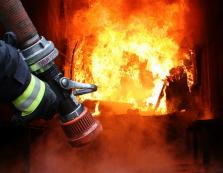 У Тячеві міг повністю вигоріти житловий будинок