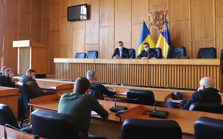 Ужгородський міський голова Богдан Андріїв сьогодні зустрівся з представниками новоствореної Асоціації забудовників Ужгорода, яку очолив Владислав Опіярі.