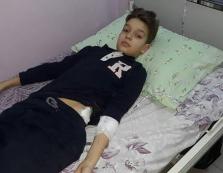 11-річний ужгородець бореться з важкою недугою