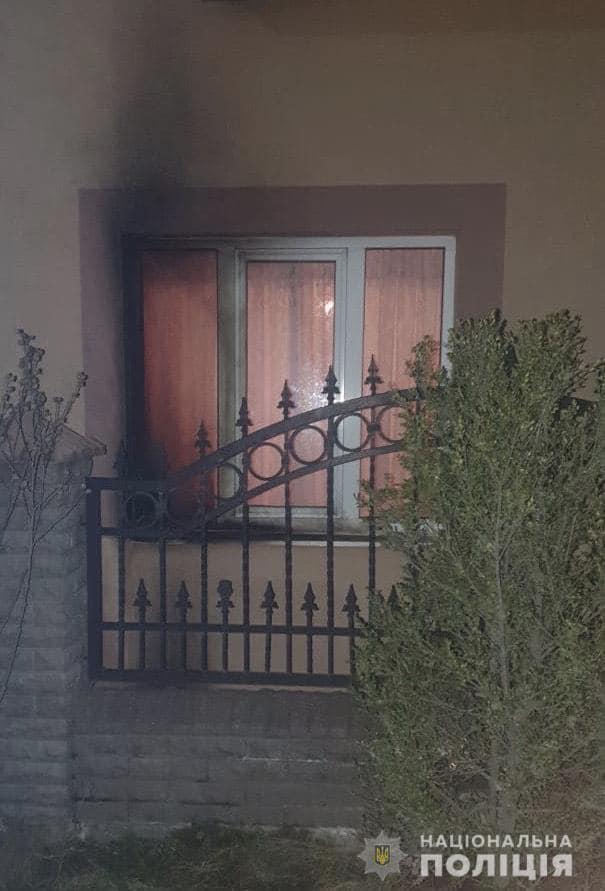 Сьогодні, 10 січня, близько 2-ої години ночі до поліції надійшло повідомлення про злочин в селі Ділове Рахівського району.