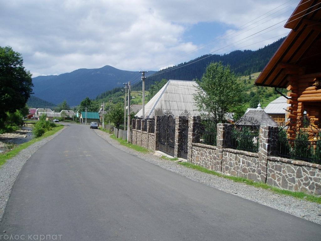 Поляна стає європейським селом