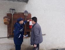 Закарпатські рятувальники вчать земляків культурі безпечної життєдіяльності