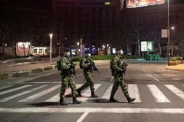 Комендантська година в Угорщині діє з 20:00 до 5:00.