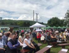 На кордоні Закарпаття пройшов День добросусідства Словаччини з Україною