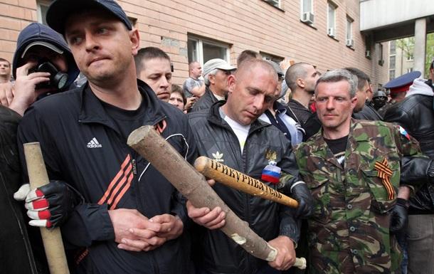 Затриманих чехів підозрюють в участі в бойових діях у Донецькій та Луганській областях на боці сепаратистів.