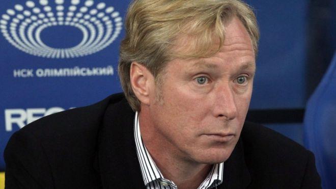 Головним тренером київського