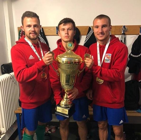 Команда закарпатських угорців виграла чемпіонат світу з футболу серед невизнаних, частково визнаних країн, автономій і етнічних команд.