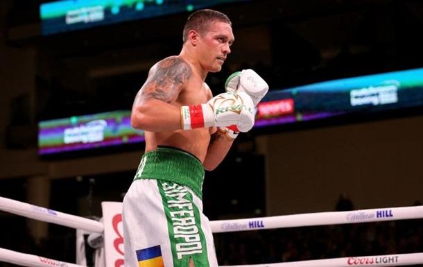 Цей боксерський поєдинок був всього лише третій для українського боксера у важкій вазі.