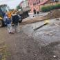 Рух вулицею Чкалова у Виноградові розблоковано (ФОТО)