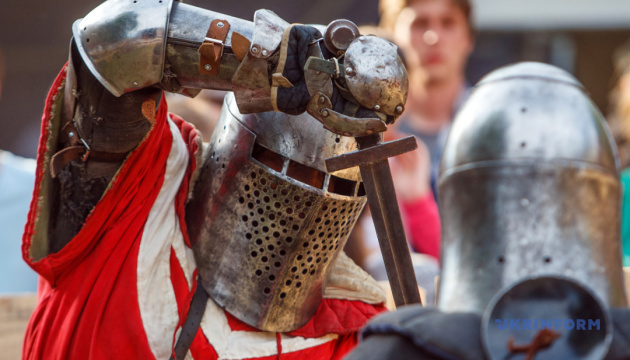 Фестиваль середньовічної культури