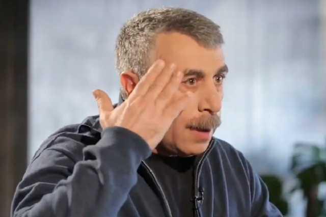 Відомий лікар-педіатр Євген Комаровський вирішив розвіяти деякі твердження, які, на його думку, є помилковими в тому, як захиститися від коронавіруса.