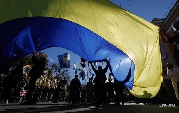 На інтерактивній карті можна подивитися, скільки осіб, які є в громаді, називають українську рідною мовою.