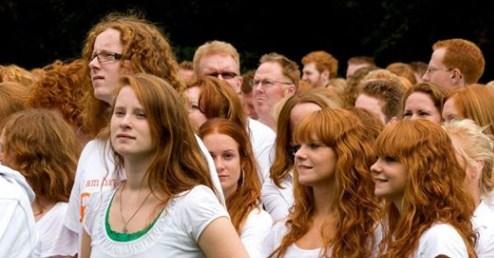 Оце так! В Мукачеві відбудеться перший парад рудоволосих на Закарпатті