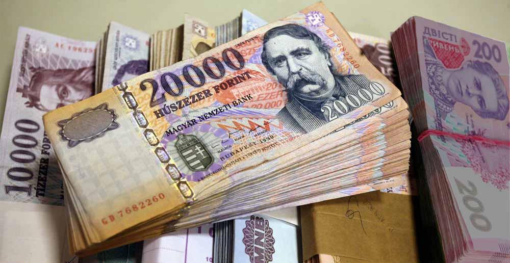 НБУ трохи послабив гривню, в той час як на міжбанку українські гроші залишилася практично без змін.
