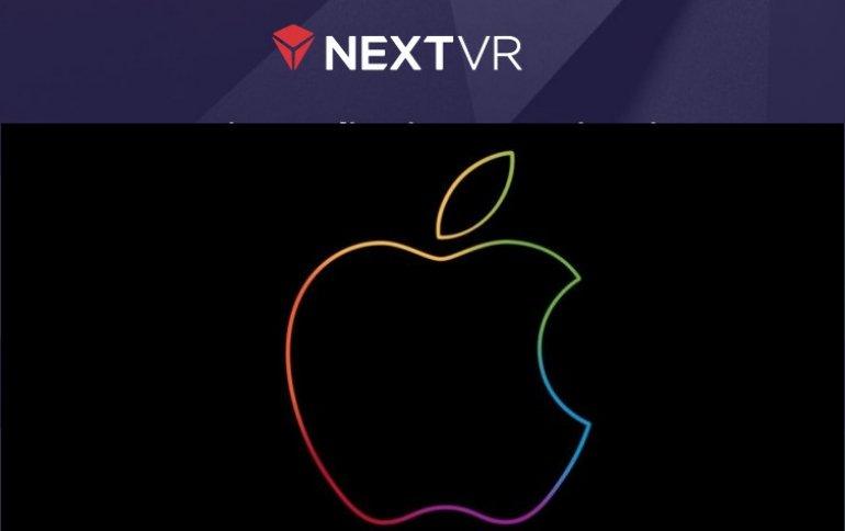 Це вже третя покупка Apple в цьому році NextVR - це платформа для трансляції спортивних змагань в режимі реального часу, музичних заходів та розваг, а також створення контенту в віртуальної реальності