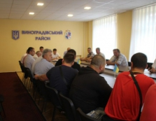 Влада і активісти Виноградівщини обговорили блокування і ремонт доріг (ВІДЕО)