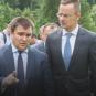 За закритими дверима: на Закарпатті міністри Клімкін та Сійярто обговорють освітній закон