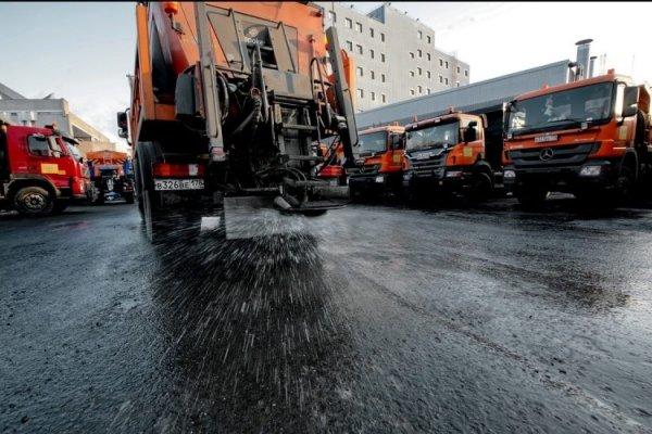 Проєкт також передбачає обов'язкове сортування сміття та смітників кожні 60 метрів.