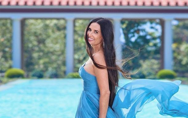 Екс-дружина Брюса Вілліса продемонструвала відмінну фізичну форму на відпочинку в Греції.
