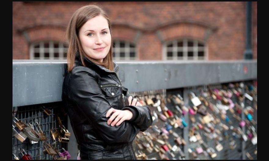 Їй всього 34 і вона випередила колег з України – Олексія Гончарука (35) та Нової Зеландії – Джасінду Ардерн (39).