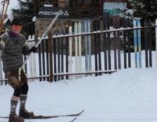 Восьмий фестиваль Телемарку – техніки катання на лижах