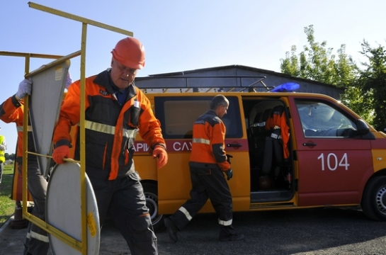 На Свалявщині 152 абоненти залишились без газу.