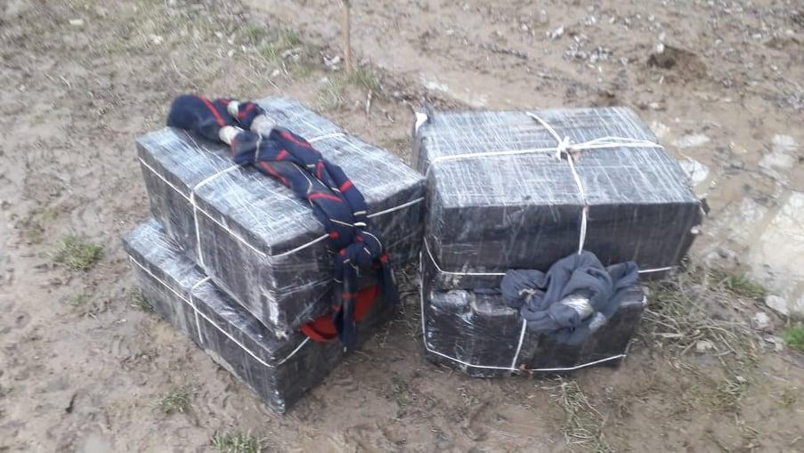 У результаті припинення трьох випадків тютюнової контрабанди прикордонники Мукачівського загону виявили майже 4 000 пачок сигарет.