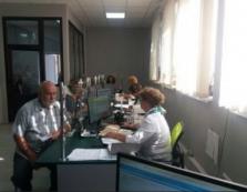 В Іршаві запрацював сучасний сервісний центр Пенсійного фонду